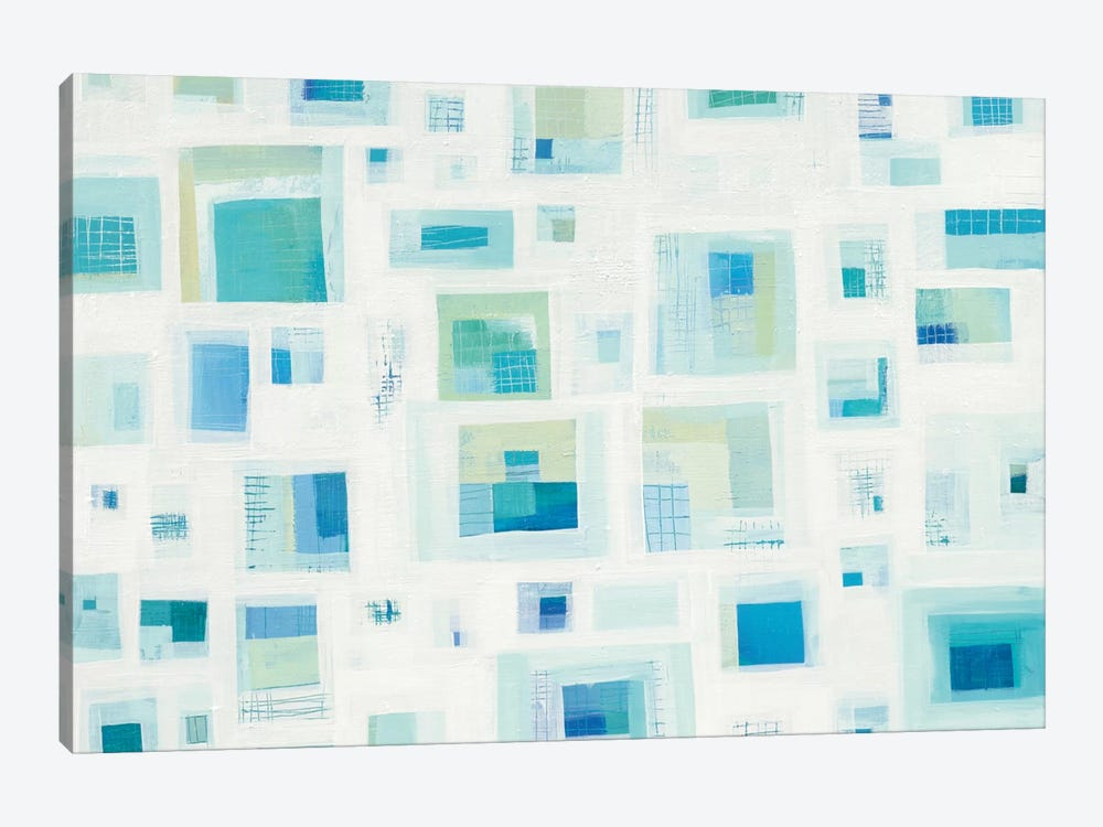Harbor Windows V by Melissa Averinos 1-piece Art Print