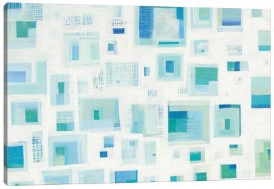 Harbor Windows VI Canvas Print #WAC5351