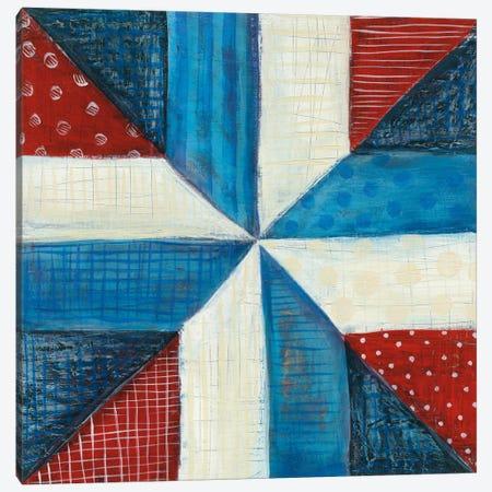 Modern Americana I Canvas Print #WAC5357} by Melissa Averinos Canvas Art Print