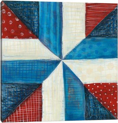 Modern Americana I Canvas Art Print