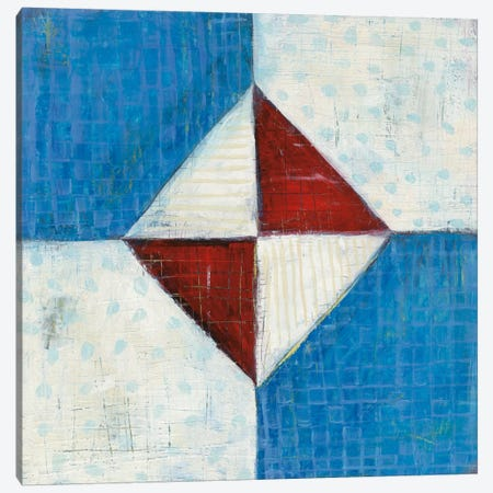 Modern Americana III Canvas Print #WAC5359} by Melissa Averinos Canvas Art