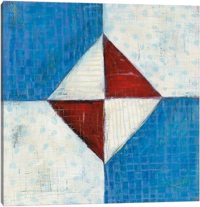 Modern Americana III Canvas Art Print