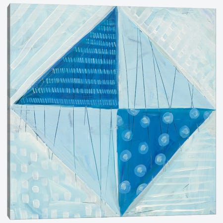 Modern Americana VI Canvas Print #WAC5362} by Melissa Averinos Art Print