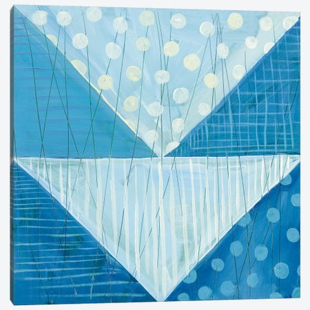 Modern Americana IX Canvas Print #WAC5364} by Melissa Averinos Canvas Artwork