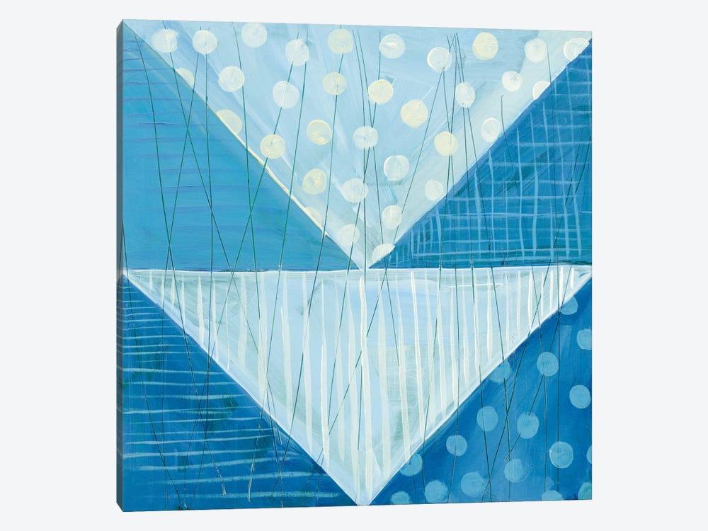Modern Americana IX by Melissa Averinos 1-piece Canvas Art