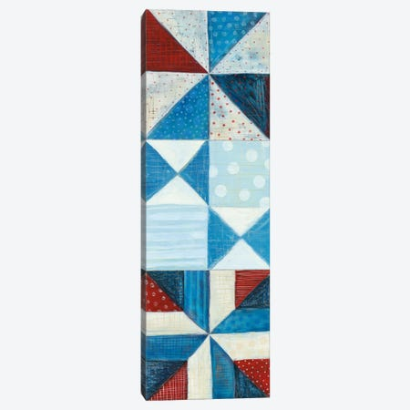 Modern Americana Panel I Canvas Print #WAC5366} by Melissa Averinos Canvas Wall Art