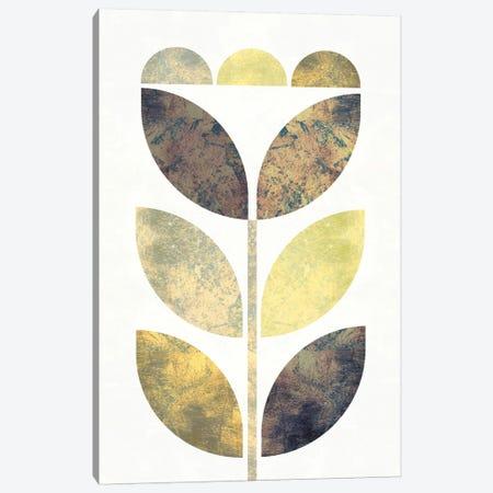 Golden Flower I Canvas Print #WAC5370} by Michael Mullan Canvas Art