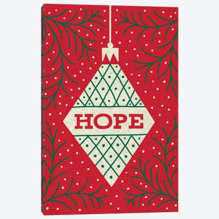 Hope Canvas Print #WAC5376} by Michael Mullan Canvas Print