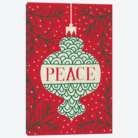 Peace Canvas Print #WAC5379} by Michael Mullan Canvas Artwork