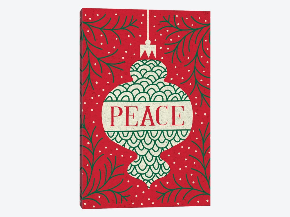 Peace by Michael Mullan 1-piece Canvas Artwork
