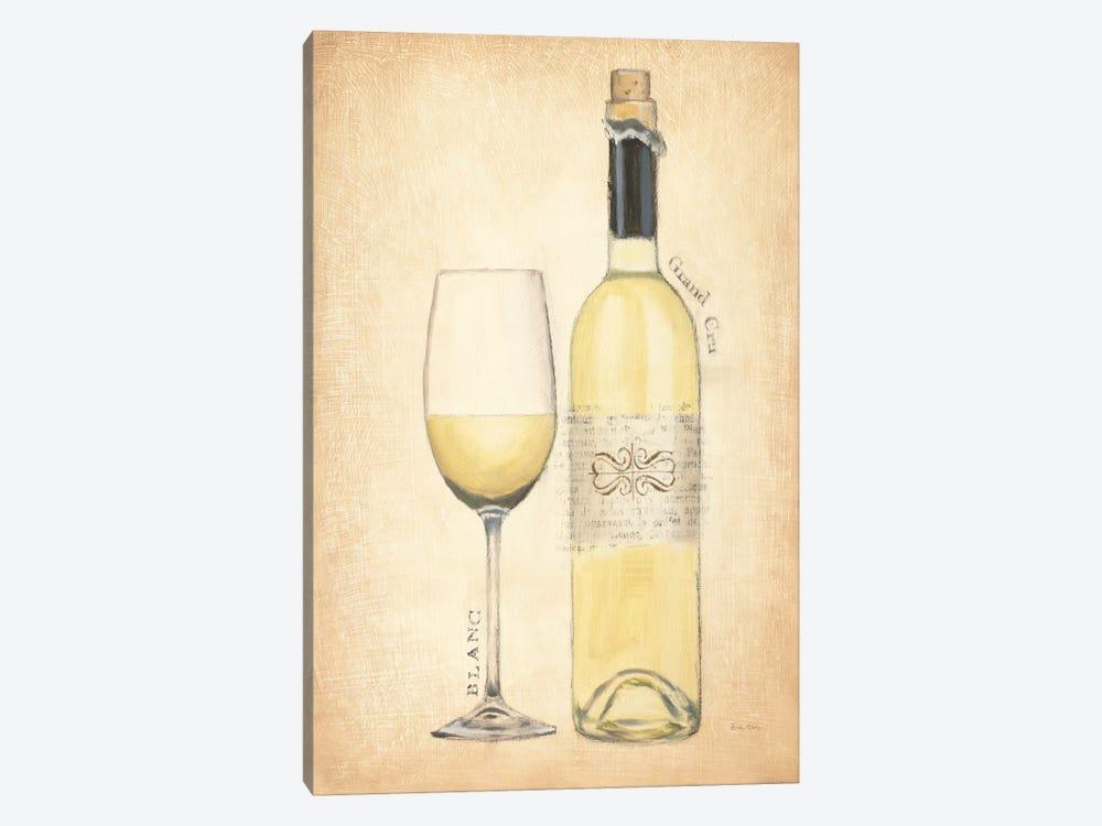 Grand Cru Blanc by Emily Adams 1-piece Canvas Art Print