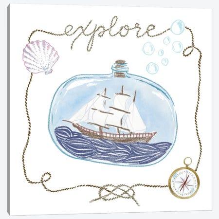 Explore Canvas Print #WAC5399} by Sara Zieve Miller Canvas Art