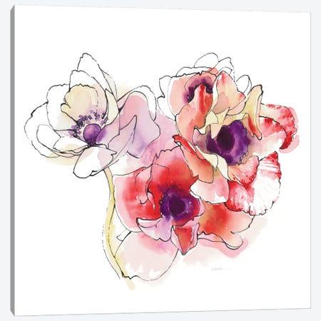 Mistral Trio I Canvas Print #WAC5403} by Shirley Novak Canvas Wall Art