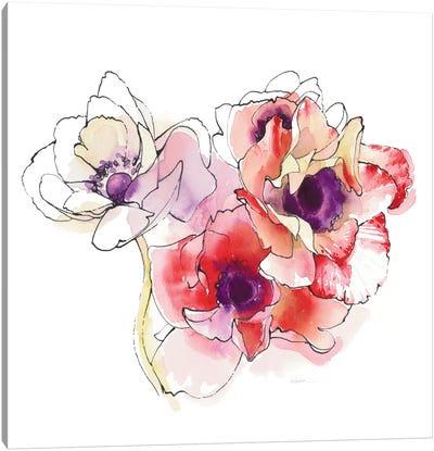Mistral Trio I Canvas Art Print
