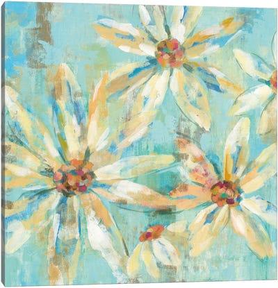 Fjord Floral I Canvas Print #WAC5407