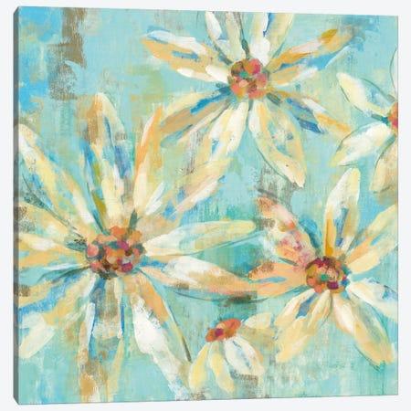 Fjord Floral I 3-Piece Canvas #WAC5407} by Silvia Vassileva Canvas Art Print