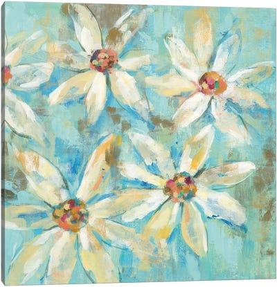 Fjord Floral II Canvas Print #WAC5408