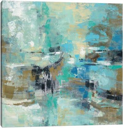 Fjord Reflections Canvas Print #WAC5409