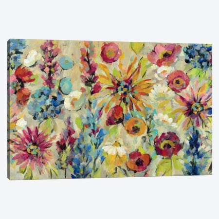 May Garden Canvas Print #WAC5413} by Silvia Vassileva Art Print