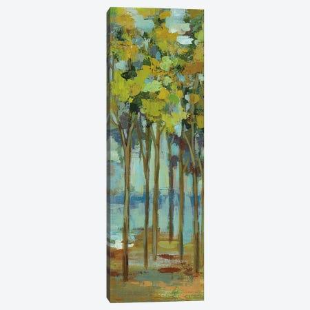 Spring Trees Panel I Canvas Print #WAC5415} by Silvia Vassileva Canvas Artwork