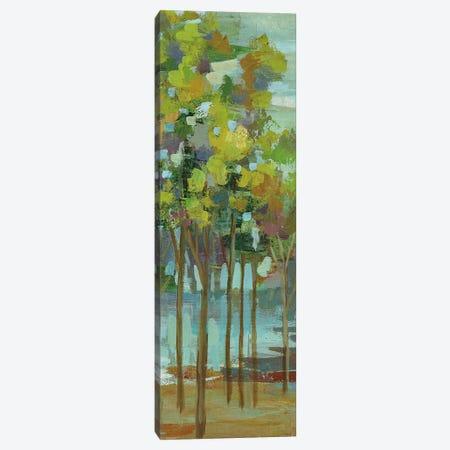 Spring Trees Panel II Canvas Print #WAC5416} by Silvia Vassileva Canvas Artwork