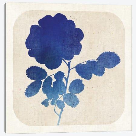 Batik Garden IV Canvas Print #WAC5424} by Studio Mousseau Art Print