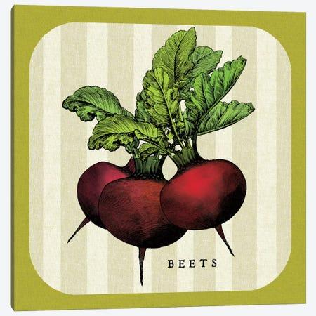 Linen Vegetable I Canvas Print #WAC5425} by Studio Mousseau Canvas Art Print