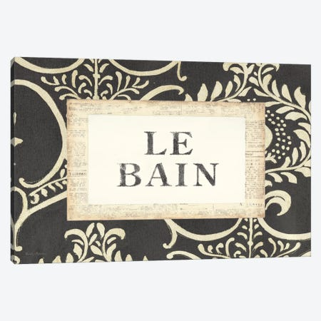 Le Bain Canvas Print #WAC542} by Emily Adams Canvas Print