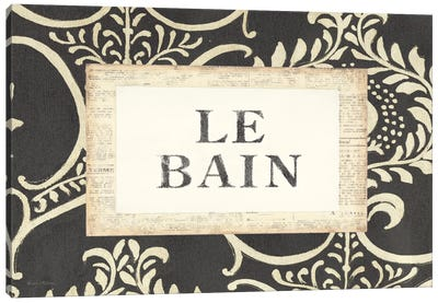 Le Bain Canvas Art Print