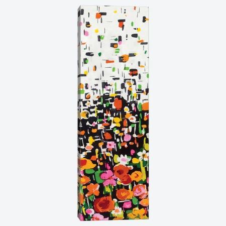 Flower Shower II Canvas Print #WAC5438} by Wild Apple Portfolio Art Print