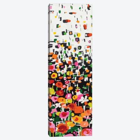 Flower Shower III Canvas Print #WAC5439} by Wild Apple Portfolio Canvas Art Print