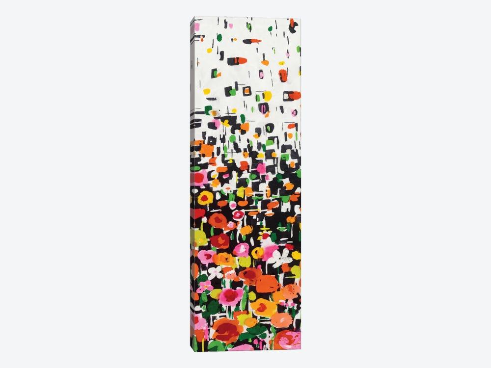 Flower Shower III by Wild Apple Portfolio 1-piece Canvas Art Print