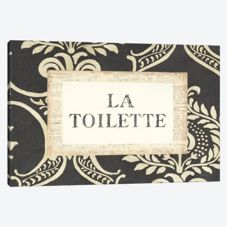 La Toilette Canvas Print #WAC543} by Emily Adams Canvas Art Print