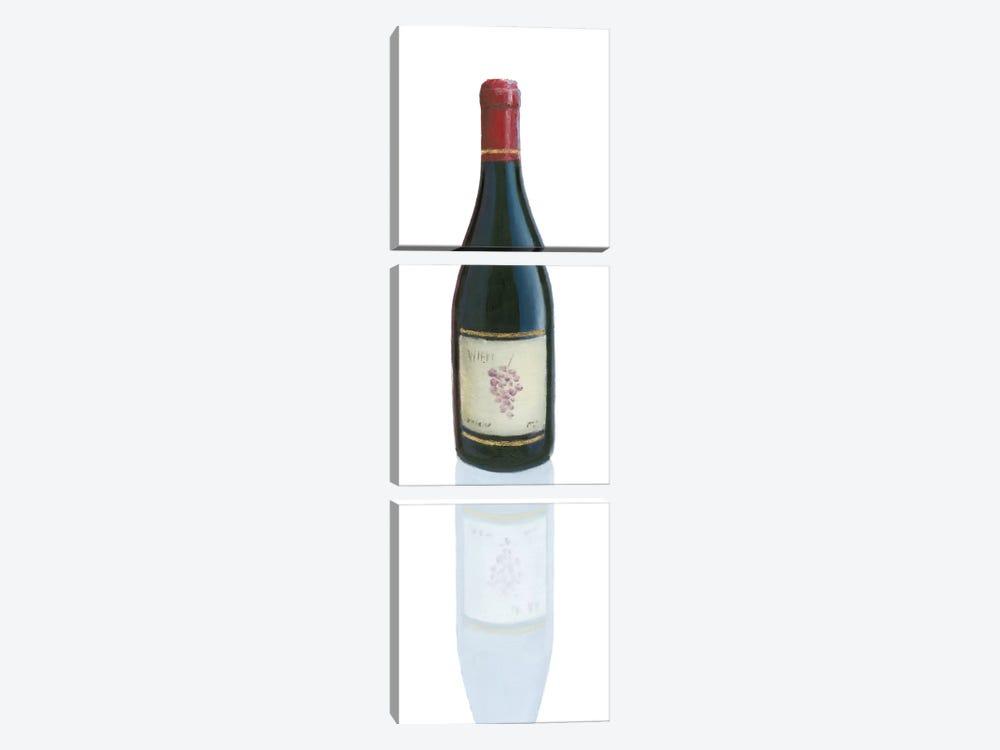 Wine Stance I by Marco Fabiano 3-piece Canvas Art Print