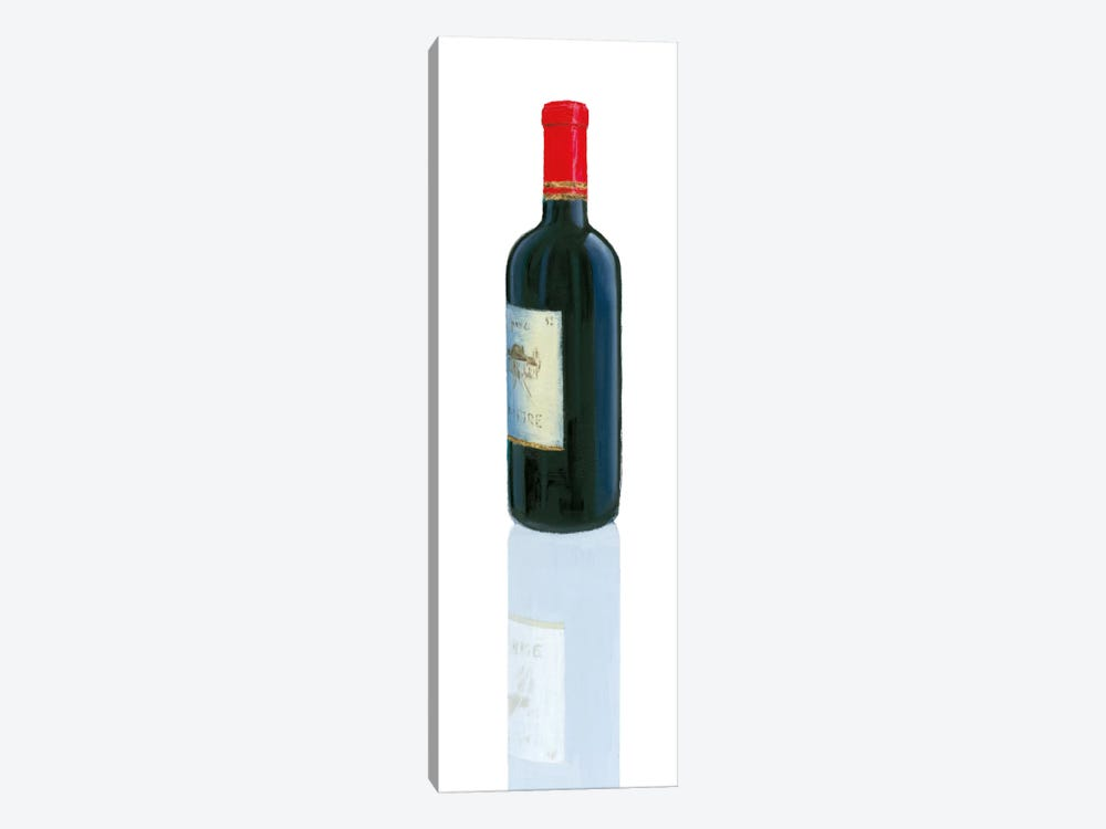 Wine Stance II by Marco Fabiano 1-piece Canvas Art