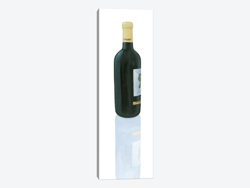Wine Stance III by Marco Fabiano 1-piece Canvas Print