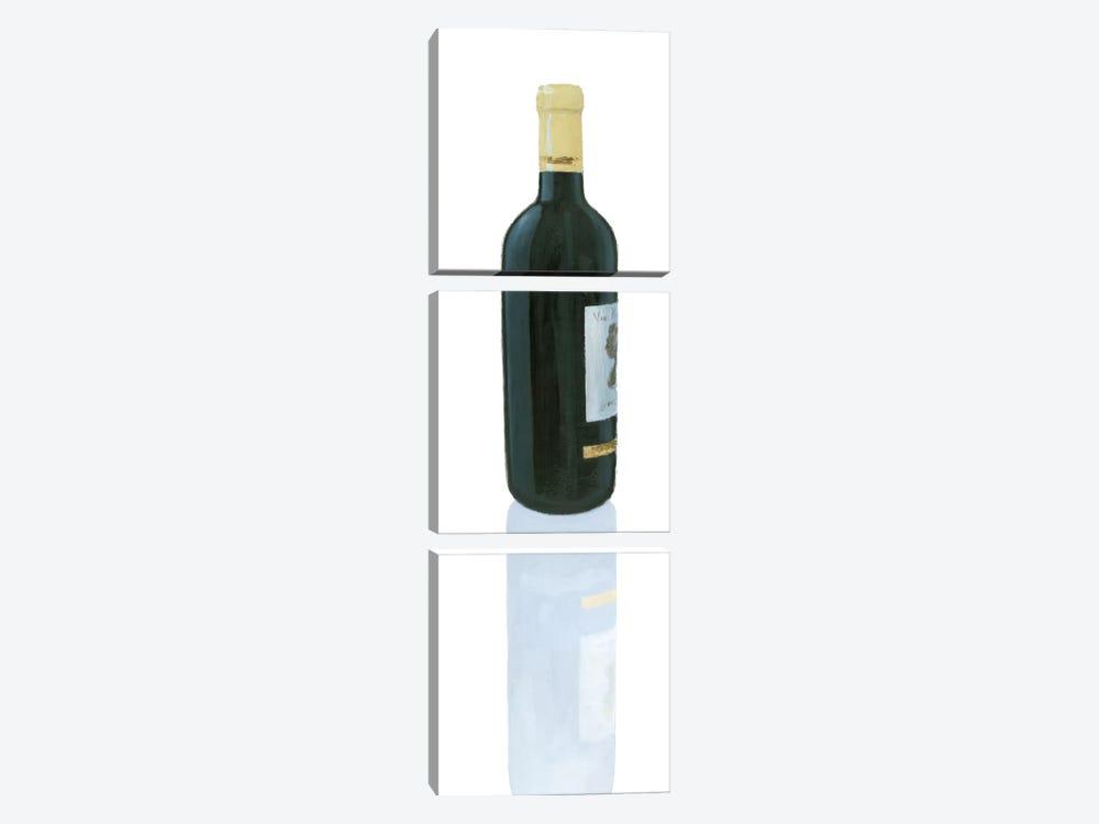 Wine Stance III by Marco Fabiano 3-piece Art Print