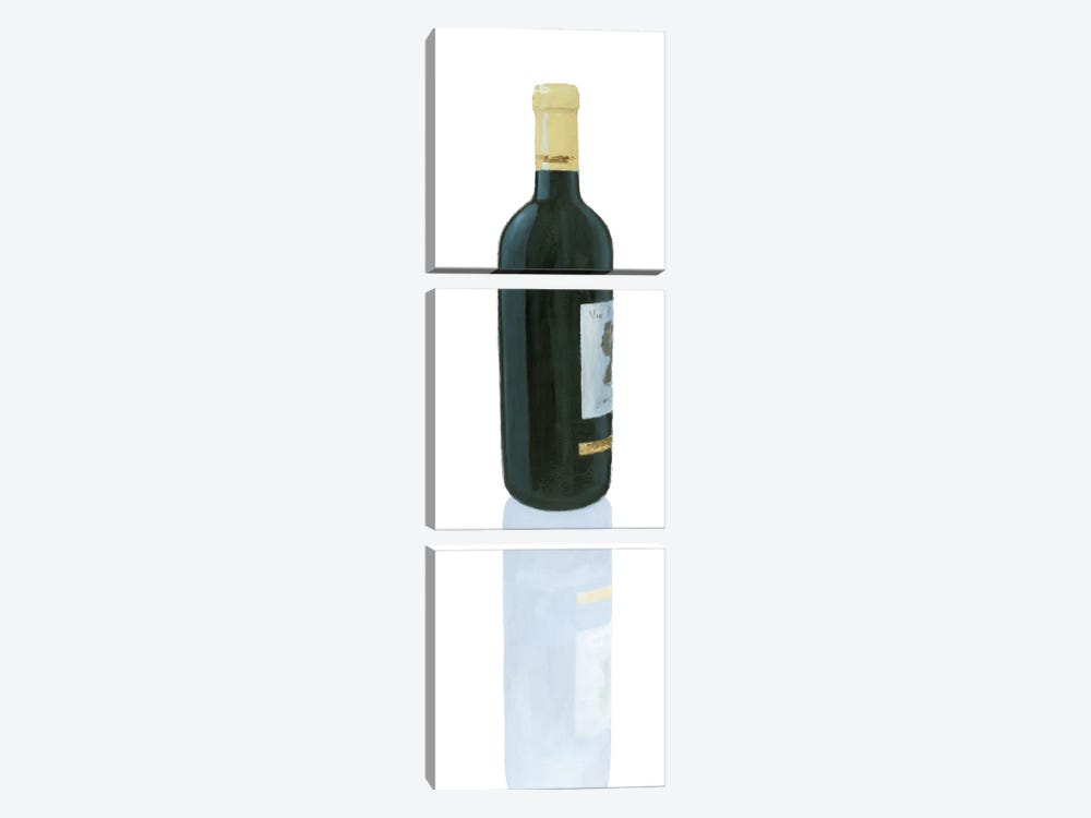 Wine Stance III by Marco Fabiano 3-piece Art Print