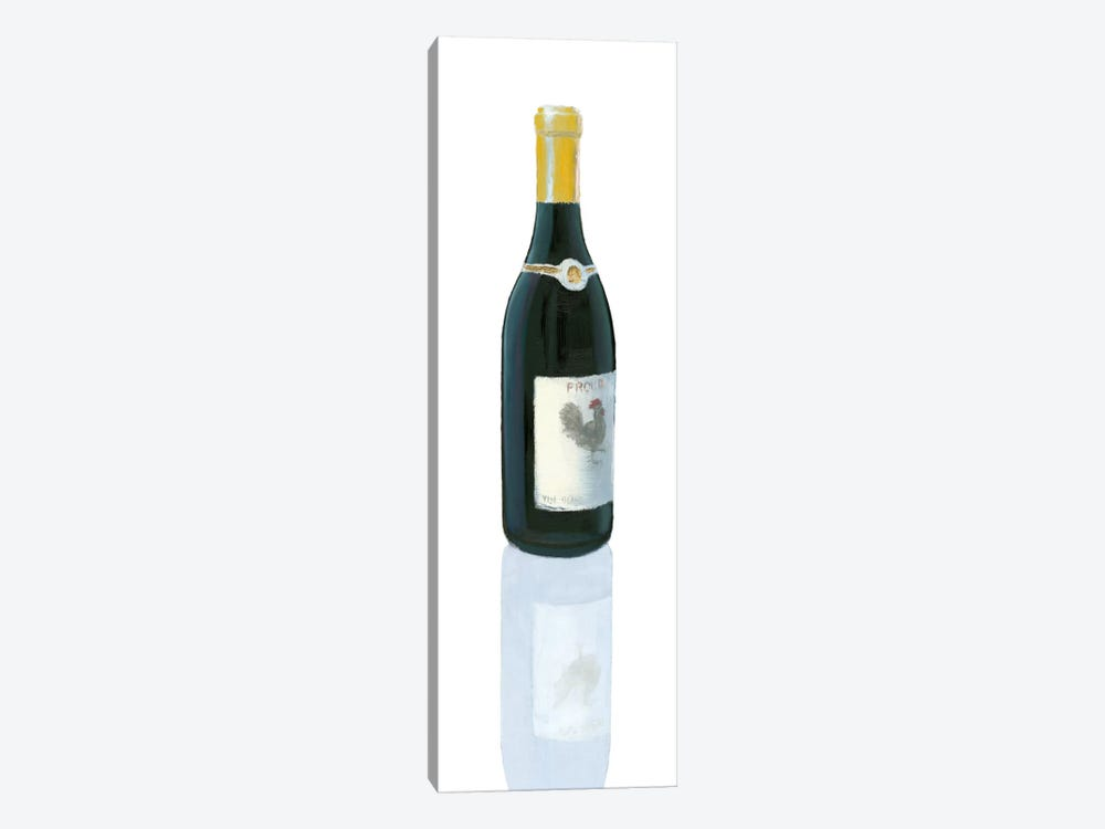 Wine Stance IV by Marco Fabiano 1-piece Canvas Art