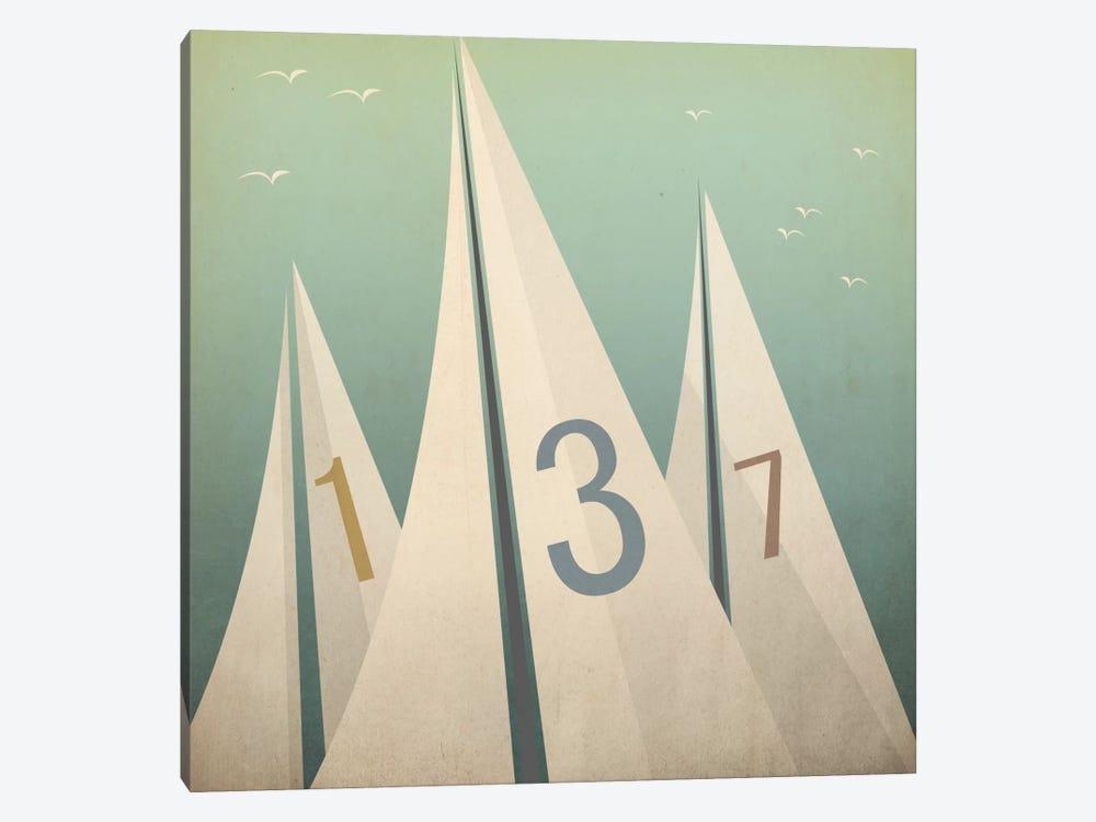 Sails VII by Ryan Fowler 1-piece Art Print