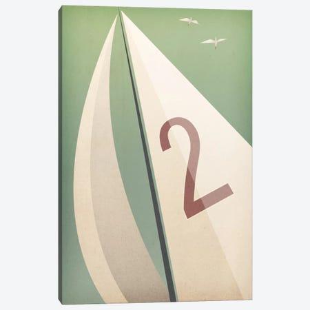 Sails VIII Canvas Print #WAC5449} by Ryan Fowler Canvas Artwork
