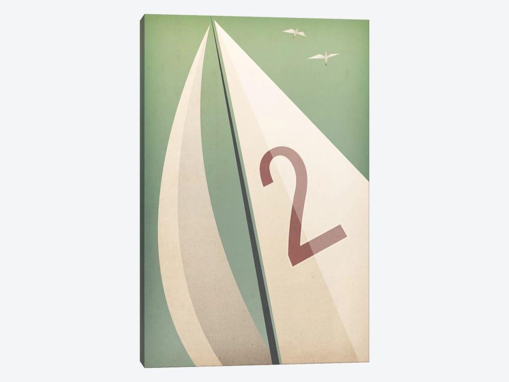 Sails VIII by Ryan Fowler 1-piece Canvas Artwork