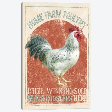 Farm Nostalgia IV Canvas Print #WAC5450} by Danhui Nai Canvas Art Print