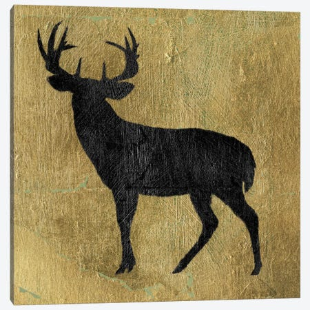 Golden Lodge I Canvas Print #WAC5463} by James Wiens Canvas Artwork
