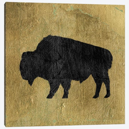 Golden Lodge II 3-Piece Canvas #WAC5464} by James Wiens Canvas Print