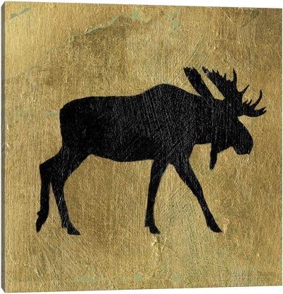 Golden Lodge III Canvas Print #WAC5465