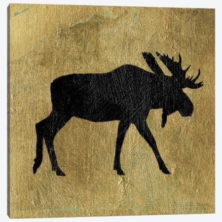 Golden Lodge III Canvas Print #WAC5465} by James Wiens Canvas Art Print