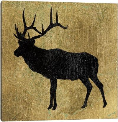 Golden Lodge IV Canvas Print #WAC5466