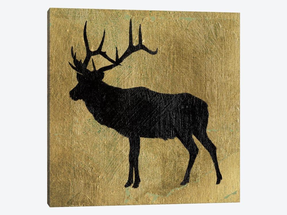 Golden Lodge IV by James Wiens 1-piece Art Print