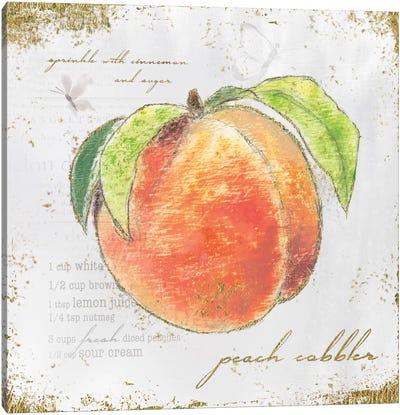 Garden Treasures II Canvas Art Print